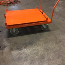 TURNTABLE CART
